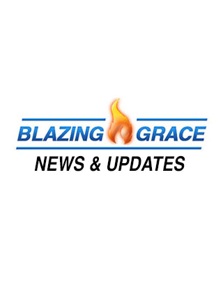 Subscribe to Blazing Grace Updates!